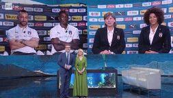 L'Italia delle ragazze emoziona in diretta televisiva