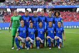 Un altro successo sorprendente per le Azzurre ai Mondiali