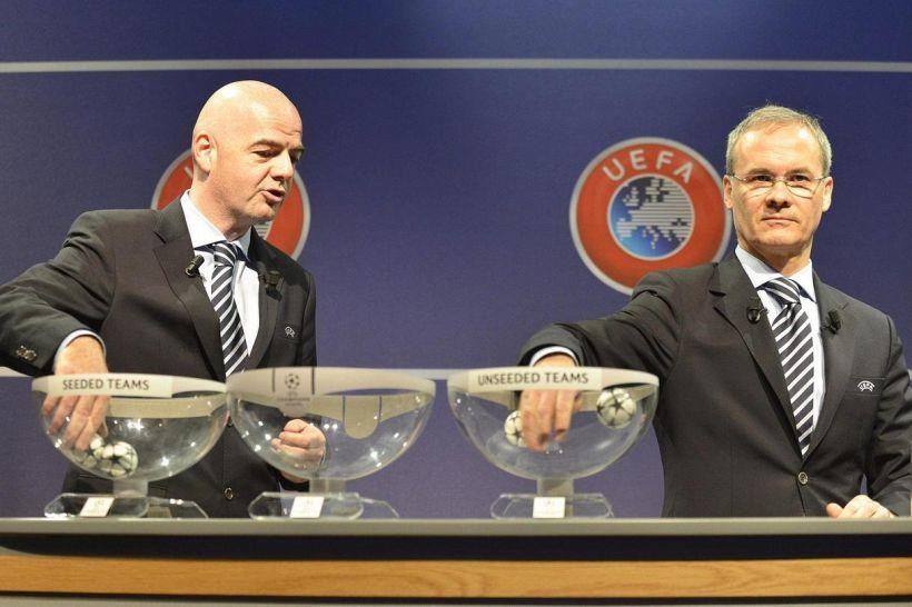 Calendario Napoli Champions 2020.Le Fasce Champions I Rischi Sorteggio Per Juve Napoli E