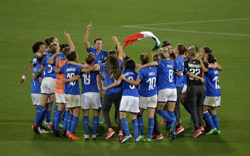 Mondiali femminili di calcio, dove vedere in tv Italia-Australia