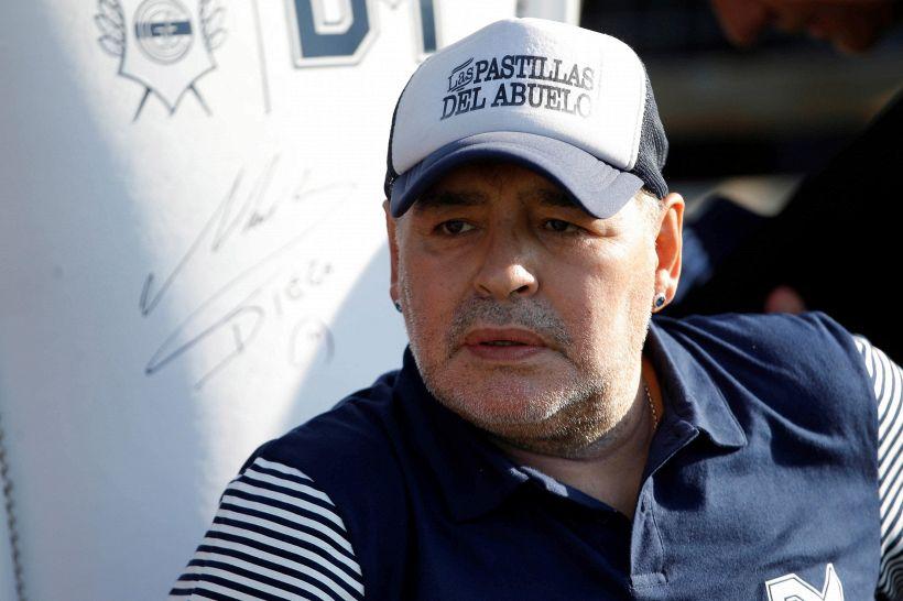 """Maradona lascia i Dorados, """"ragioni mediche"""": due operazioni"""