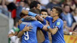 Mondiale Under 20, Italia in semifinale. Dove vederla in tv