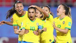 Marta, il gol contro l'Italia con una dedica speciale per tutti