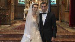 Al Bano canta al lussuoso matrimonio di Mkhitaryan a Venezia