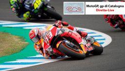 MotoGP, il gp di Catalogna a Barcellona. La diretta-live