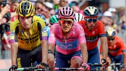 Giro: Nibali elogia Carapaz e chiarisce sulla polemica con Roglic