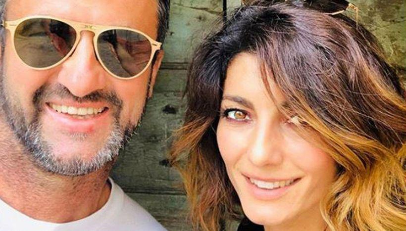 Samanta Togni e l'amore a distanza con Christian Panucci