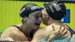 Benedetta Pilato, la promessa del nuoto italiano