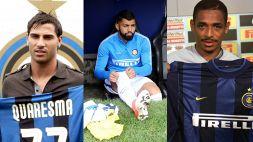 Calciomercato Inter: quando i colpi diventano bidoni