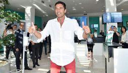 Buffon, il ritorno alla Juventus: le visite mediche