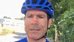Cassani e la grande paura: pedalata in Brianza diventa un incubo