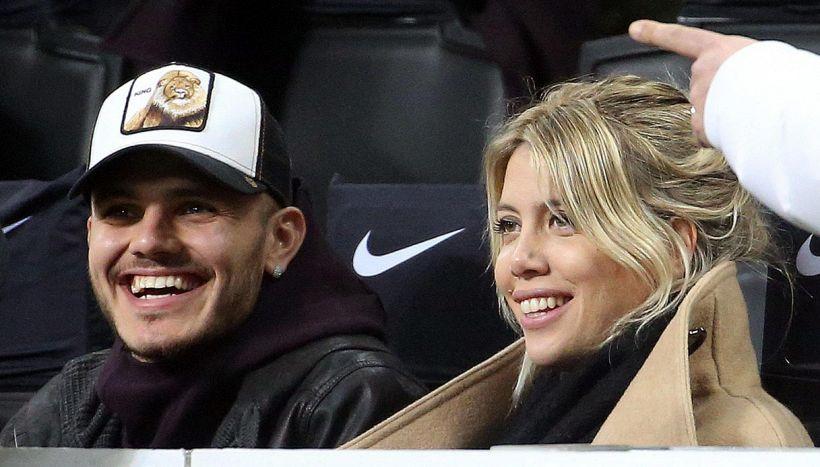 La Juve congela Icardi: Wanda Nara provoca e va al contrattacco