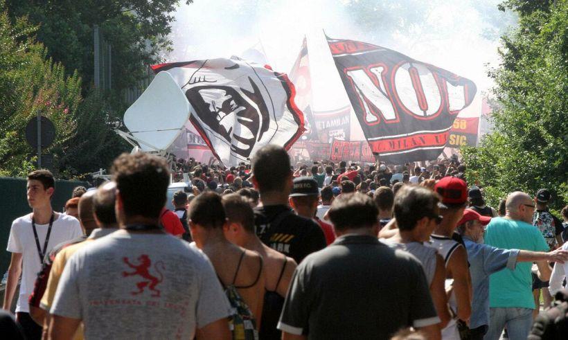 Milan, l'ultimatum fa perdere la pazienza ai tifosi