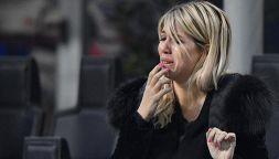 Scontro tra Inter e Juve per Icardi, Wanda Nara inquieta: il post