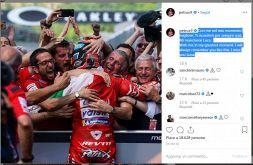 MotoGP, Luca Semprini: il dolore degli amici e colleghi