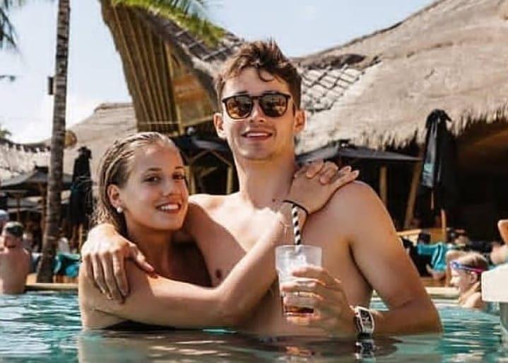 Leclerc, annuncio social: si è lasciato con Giada Gianni