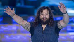 Amici Celebrities, Martin Castrogiovanni: dalla malattia alla tv