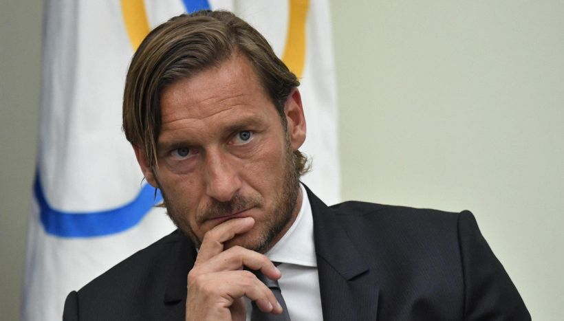 Francesco Totti diventerà ricercato: ecco che c'è nel suo futuro