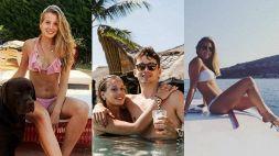 Giada Gianni l'ex fidanzata di Leclerc: le foto più belle