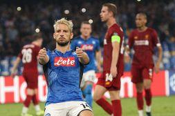 Napoli-Liverpool 2-0 pagelle: tifosi unanimi, i top e i flop