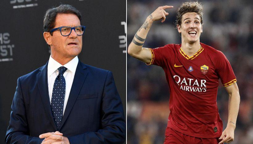 Bufera su Fabio Capello per i giudizi su Zaniolo: la sua difesa