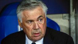 Tensione a Napoli dopo il silenzio di Ancelotti