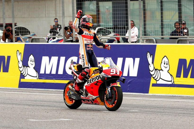 MotoGP Thailandia pagelle: Marquez 110 e lode, un grazie al Dovi