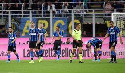 Inter-Juve 1-2, il gesto che fa infuriare gli interisti
