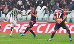 Rigore alla Juventus: putiferio sul web