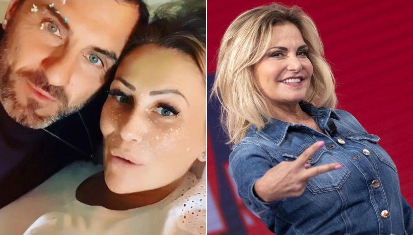 Sossio Aruta e Ursula Bennardo felici: il gesto di Simona Ventura