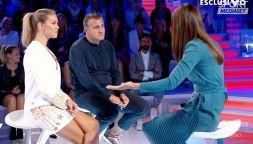 Christian Vieri e Costanza Caracciolo danno lieto annuncio