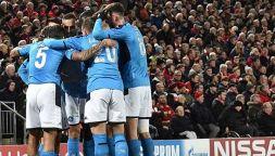 Esulta per impresa Napoli, tifosi non si fidano e insorgono