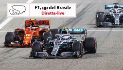 F1, pagelle Gp del Brasile: harakiri Ferrari, immenso Verstappen