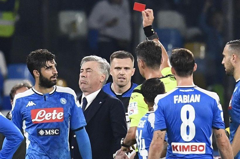 Ex arbitro Marelli fa riscoppiare polemica Rizzoli-Ancelotti