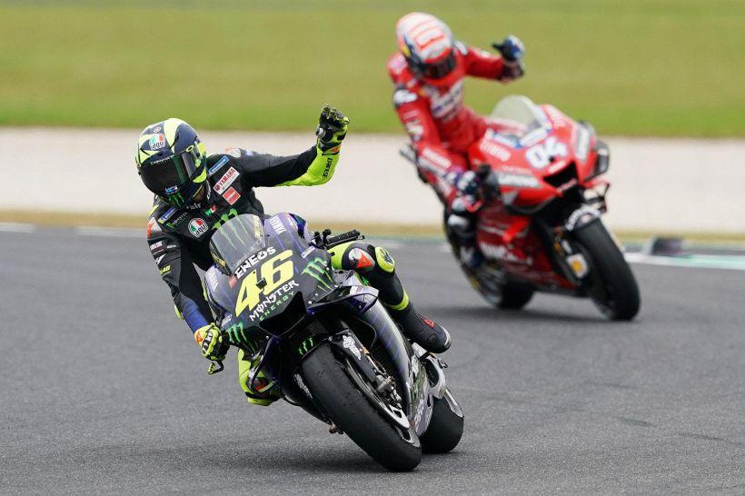MotoGP Malesia pagelle: Vinales top, finalmente Rossi è tornato