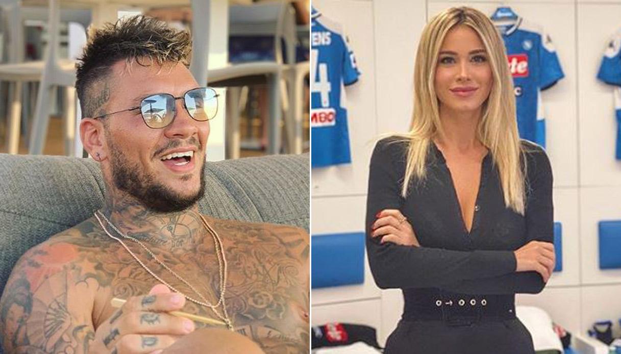 Diletta Leotta e Daniele Scardina: escono allo scoperto