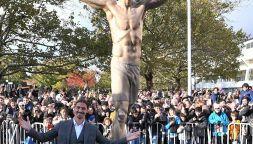 Ibrahimovic, una statua per celebrare il suo talento