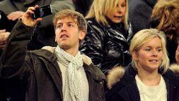 Ferrari: Hanna Prater, chi è e che si sa della moglie di Vettel