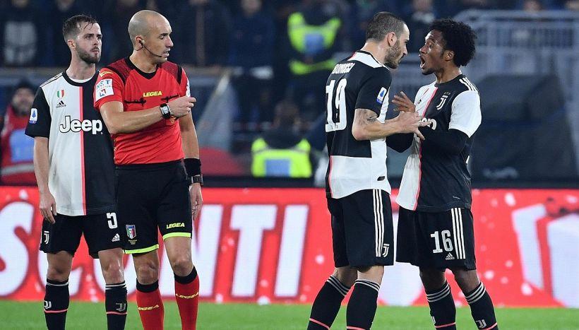 Lazio-Juve, Marelli striglia arbitro e Var: Serata no