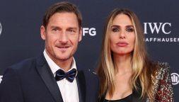 Francesco Totti fa una dedica a Ilary Blasi. E una rivelazione