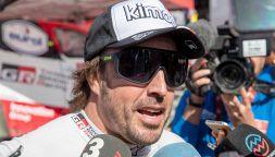 Alonso, tweet al veleno su covid in Italia: è bufera sul web