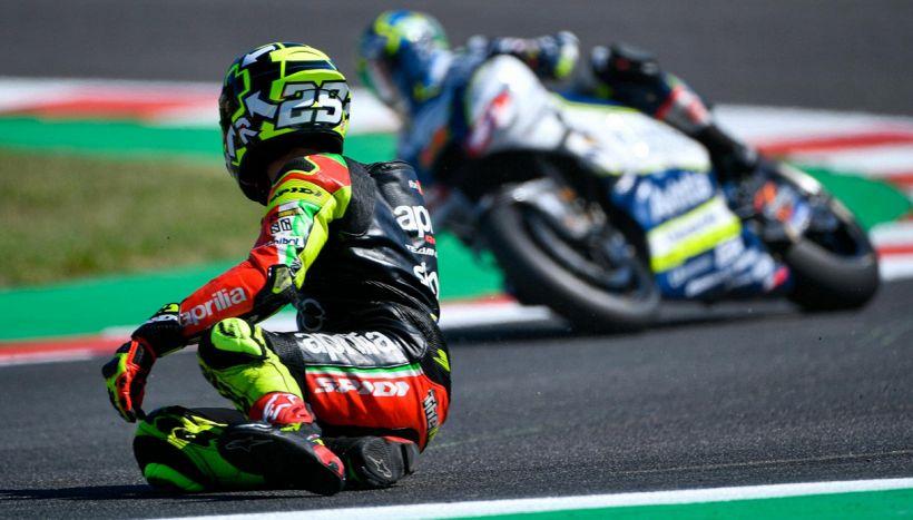 MotoGP, il futuro di Iannone appeso all'esito delle controanalisi