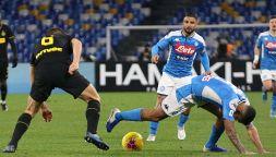 Napoli-Inter, l'annuncio di Pedullà scuote il web