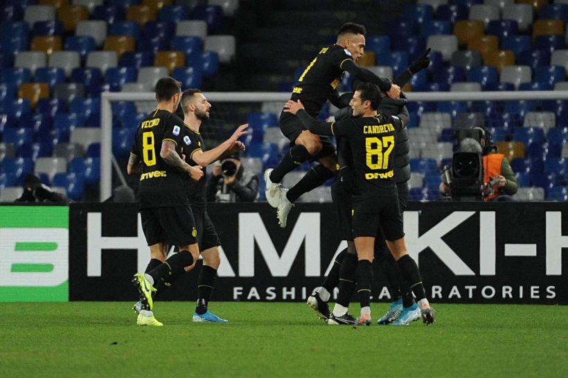 L'Inter vola e i tifosi hanno scelto il bersaglio