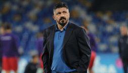 Una frase di Gattuso spaventa i tifosi: ecco il problema