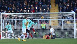 Tifosi Inter delusi trovano i colpevoli per il pari di Lecce