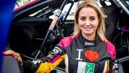 Rachele Somaschini, pilota con una compagna bastarda: la fibrosi