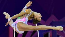 """La star della ritmica Alexandra Soldatova: """"Soffro di bulimia"""""""