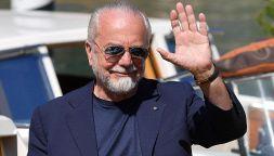 Napoli: Alvino difende De Laurentiis, piovono insulti