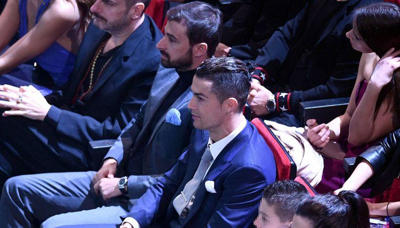 Sanremo 2020: chi è Miguel Paixao, l'uomo accanto a Ronaldo